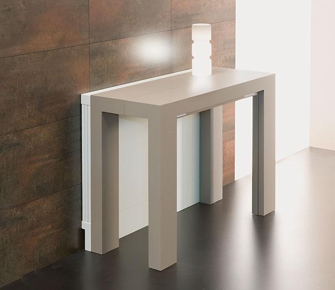 Object moved - Consolas que se convierten en mesas de comedor ...