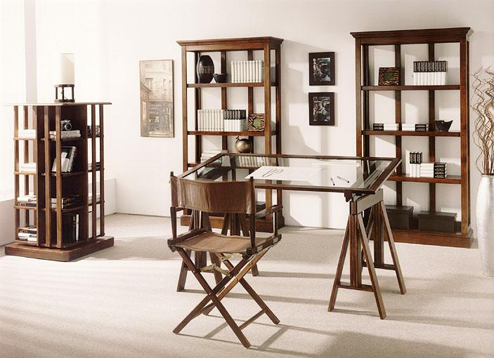 Mesa escritorio tapa de cristal en for Mesa cristal ikea escritorio