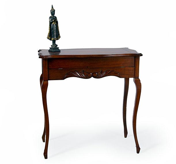 Mesa secreter cl sica kenia en - Mesa escritorio clasica ...