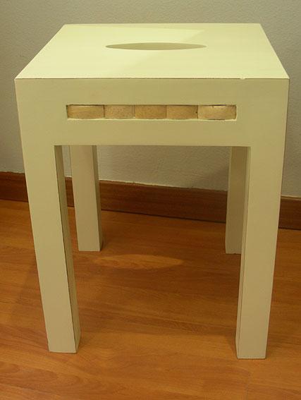 Muebles De Coci : Mesa auxiliar coco con ligeros defectos no disponible en