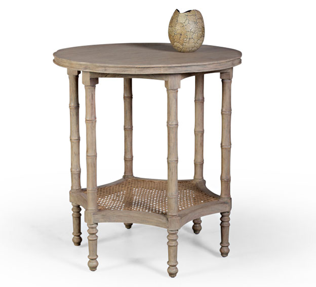 Mesa aux redonda montady vintage artisan en cosas de for Artisan muebles