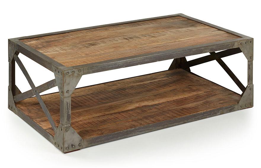 Mesa de centro vintage eiffel no disponible en - Mesas de centro que se elevan ...