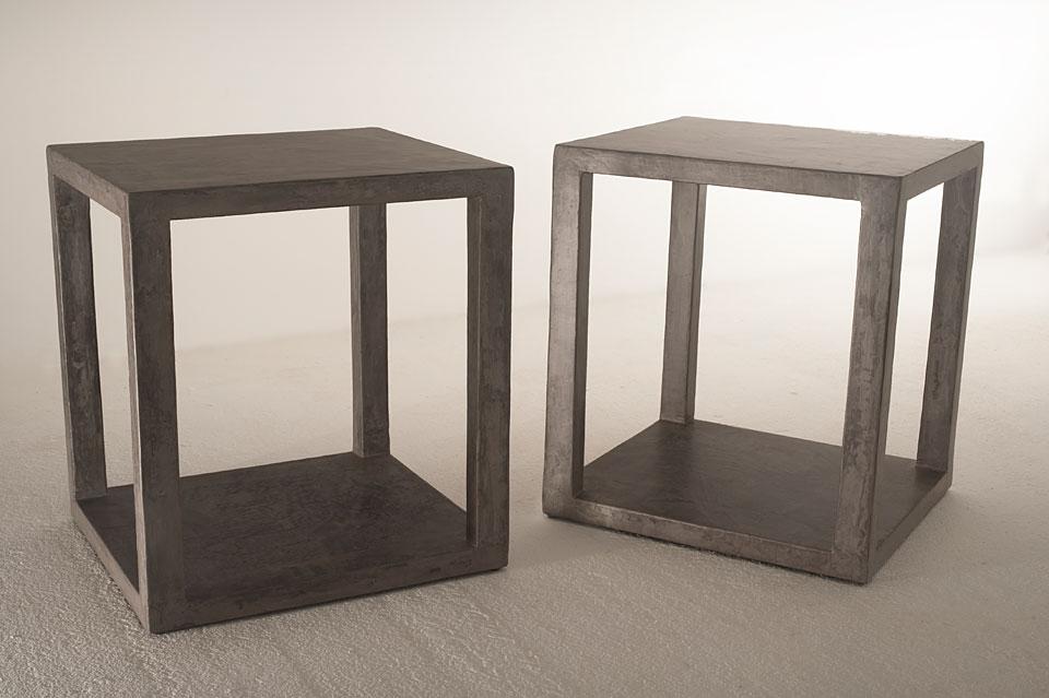 Mesa de centro microcemento cavoite en - Portobello madrid muebles ...