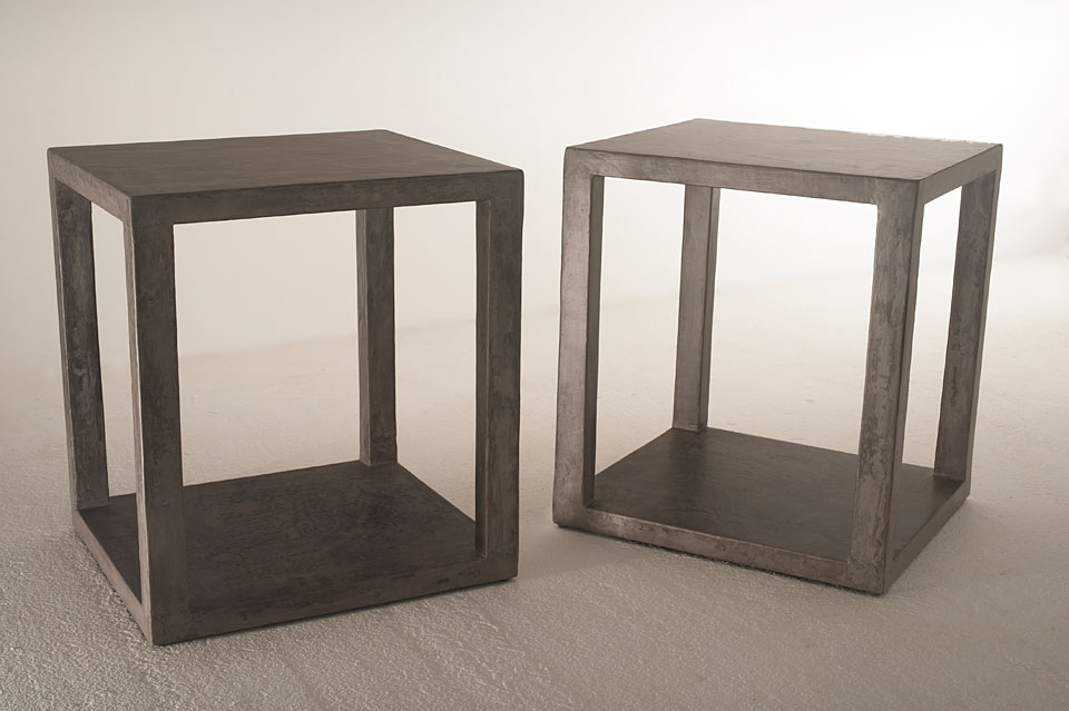 Mesa de centro microcemento cavoite en - Centro reto madrid recogida muebles ...
