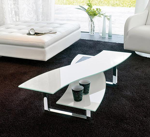 Mesa de centro moderna missouri tonin casa en cosas de for Mesas para muebles modernas