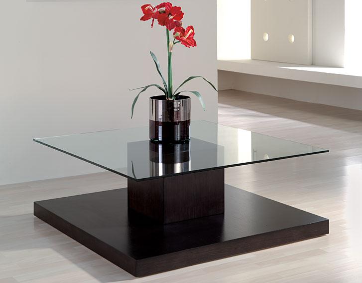 Mesa de centro moderna olivia en - Mesas auxiliares modernas ...