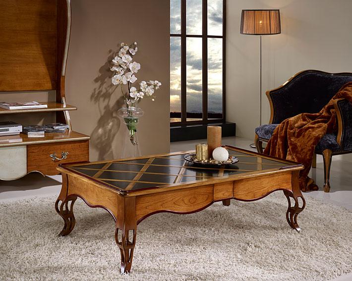 Mesa de centro vintage laura en - Mesas de centro antiguas ...