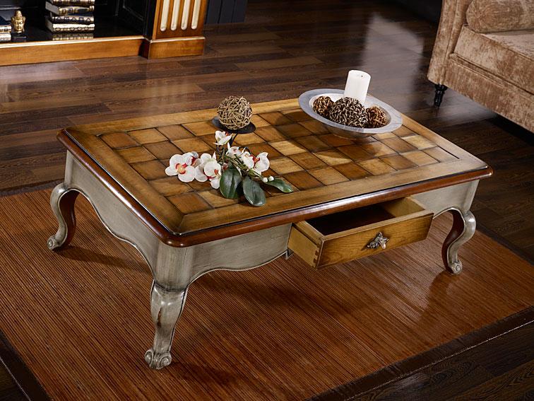 mesa de centro vintage lorena en On mesa centro vintage