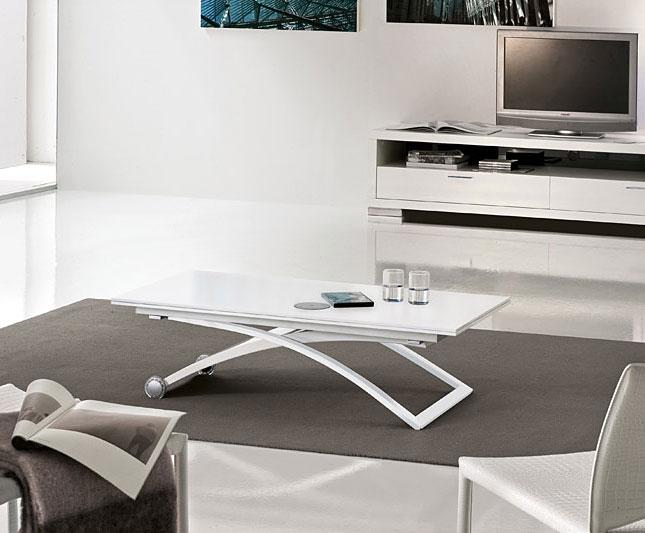 Mesa centro convertible a comedor expo tonin casa en for Centros de mesa para comedor