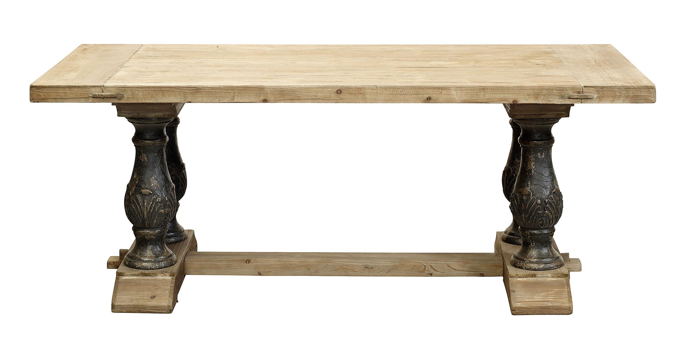 Mesa de centro de madera vintage no disponible en for Mesa vintage madera