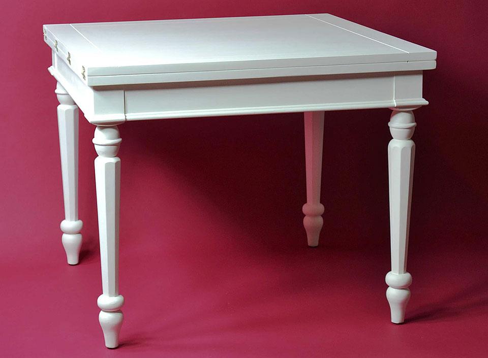 Mesa de comedor cuadrada extensible ivory no disponible en - Mesa comedor cuadrada extensible ...