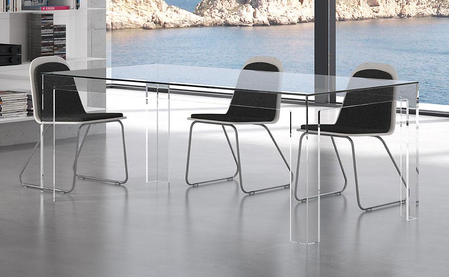 mesa de comedor moderna aloe no disponible en
