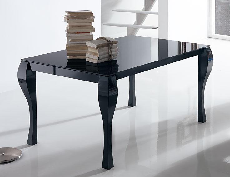 Mesa comedor extensible moderna coloma en cosas de Muebles comedor diseno