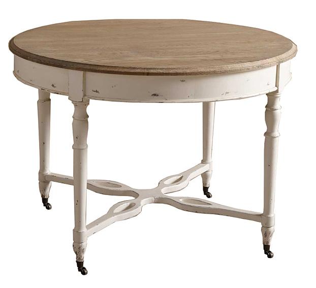 Mesa de comedor redonda lecale no disponible en for Mesas redondas para comedor