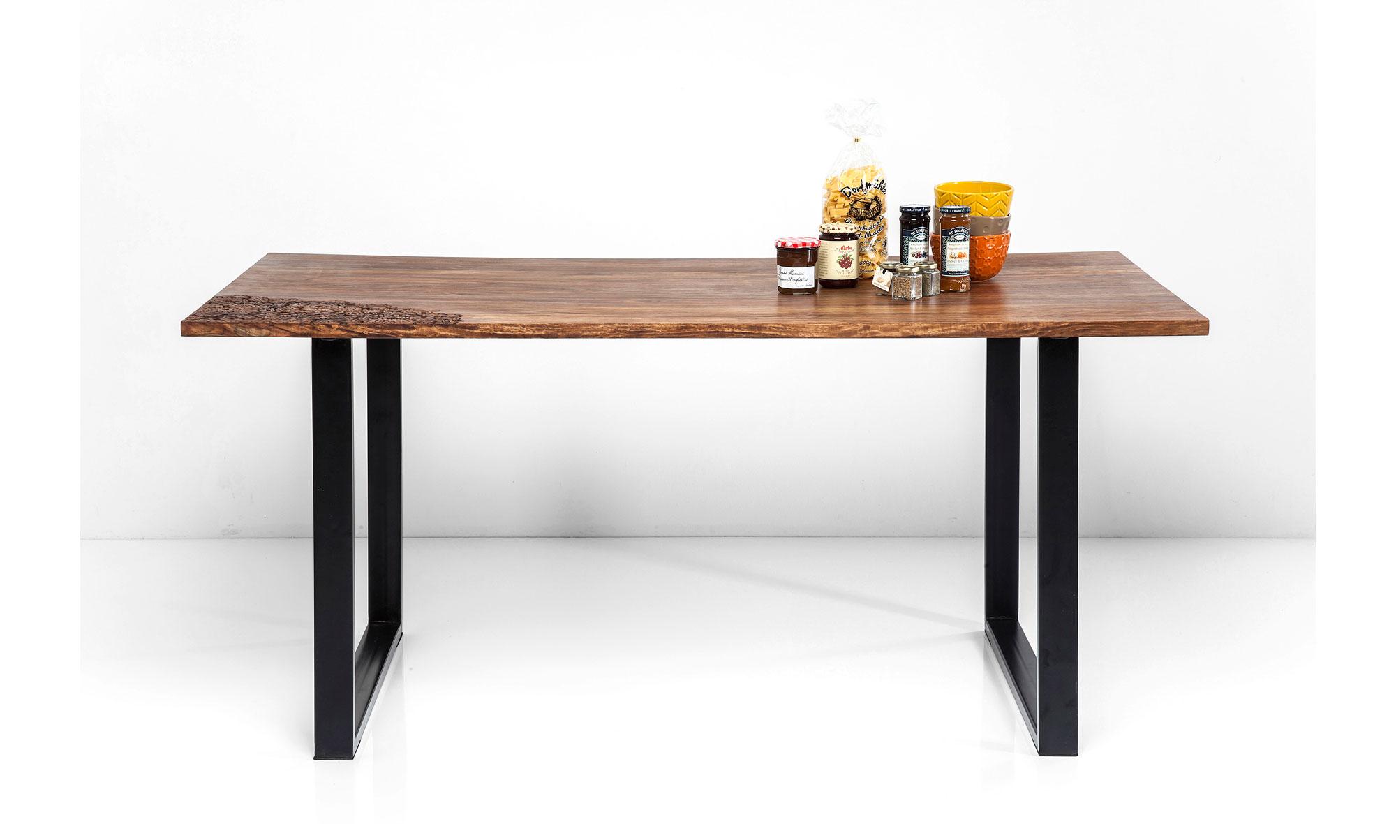 Mesa de comedor rodeo de lujo en tu for Muebles mesa catalogo