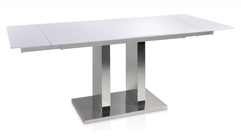 Mesa de comedor extensible moderna istu no disponible en - Mesas comedor modernas extensibles ...