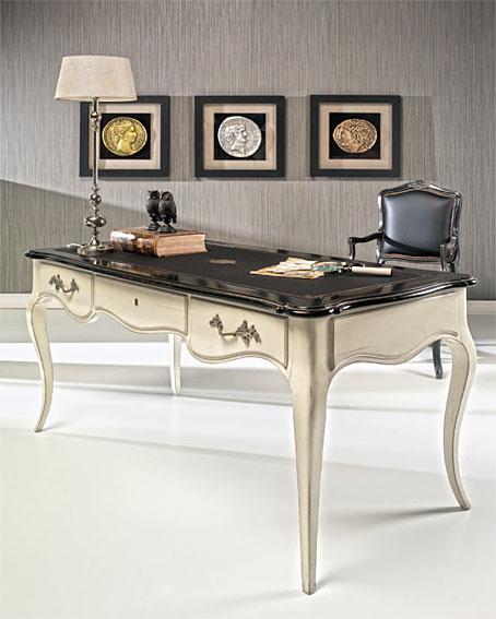 Mesa de despacho clasica opiter en for Muebles para despacho