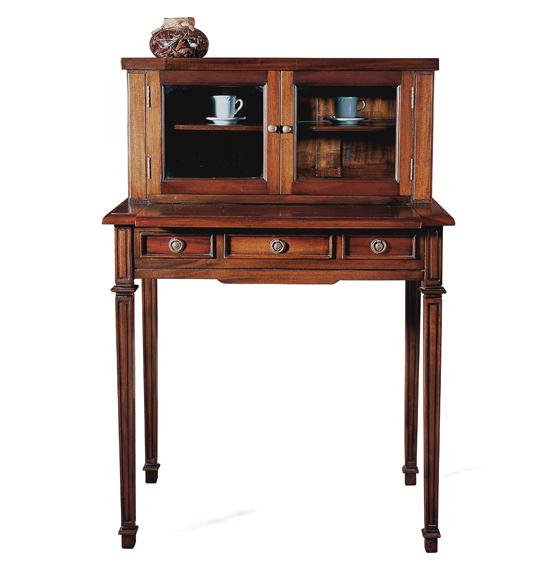Mesa de escritorio 3 cajones cl sica roma no disponible en - Mesa escritorio clasica ...