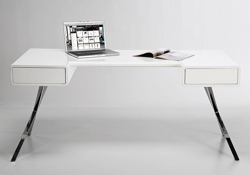 Mesa de escritorio moderna insider en for Mesa escritorio moderna