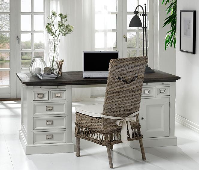 Mesa de escritorio colonial skagen no disponible en - Mesa escritorio colonial ...