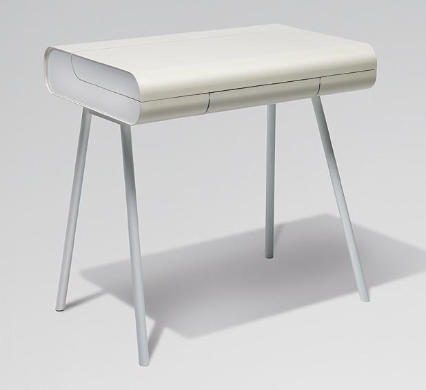 Mesa de escritorio tocador brass en cosas de for Diseno de muebles de escritorio