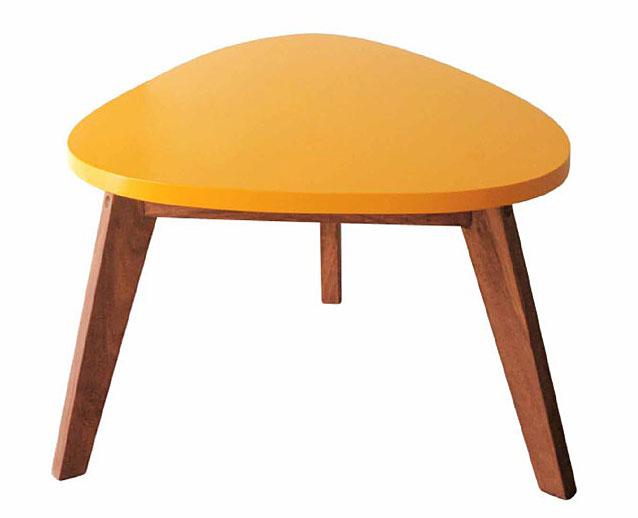 Mesa de rinc n triangular vintage jeyo no disponible en - Mesas de rincon ...