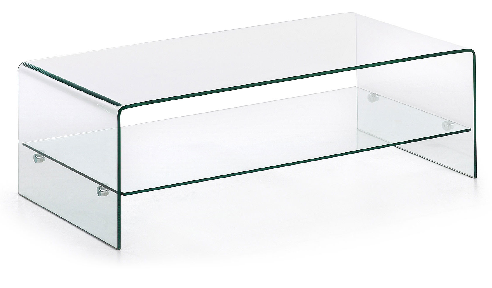 Mesa de centro cristal burano en cosas de arquitectoscosas for Mesa cristal exterior