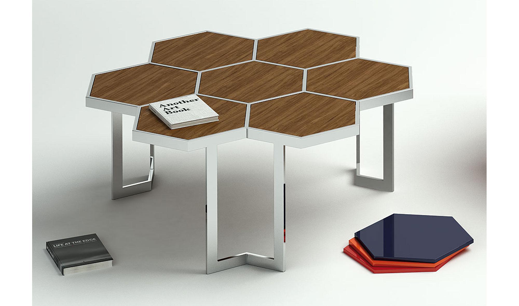 Mesa de centro honning en cosas de arquitectoscosas de - Mesa centro diseno ...