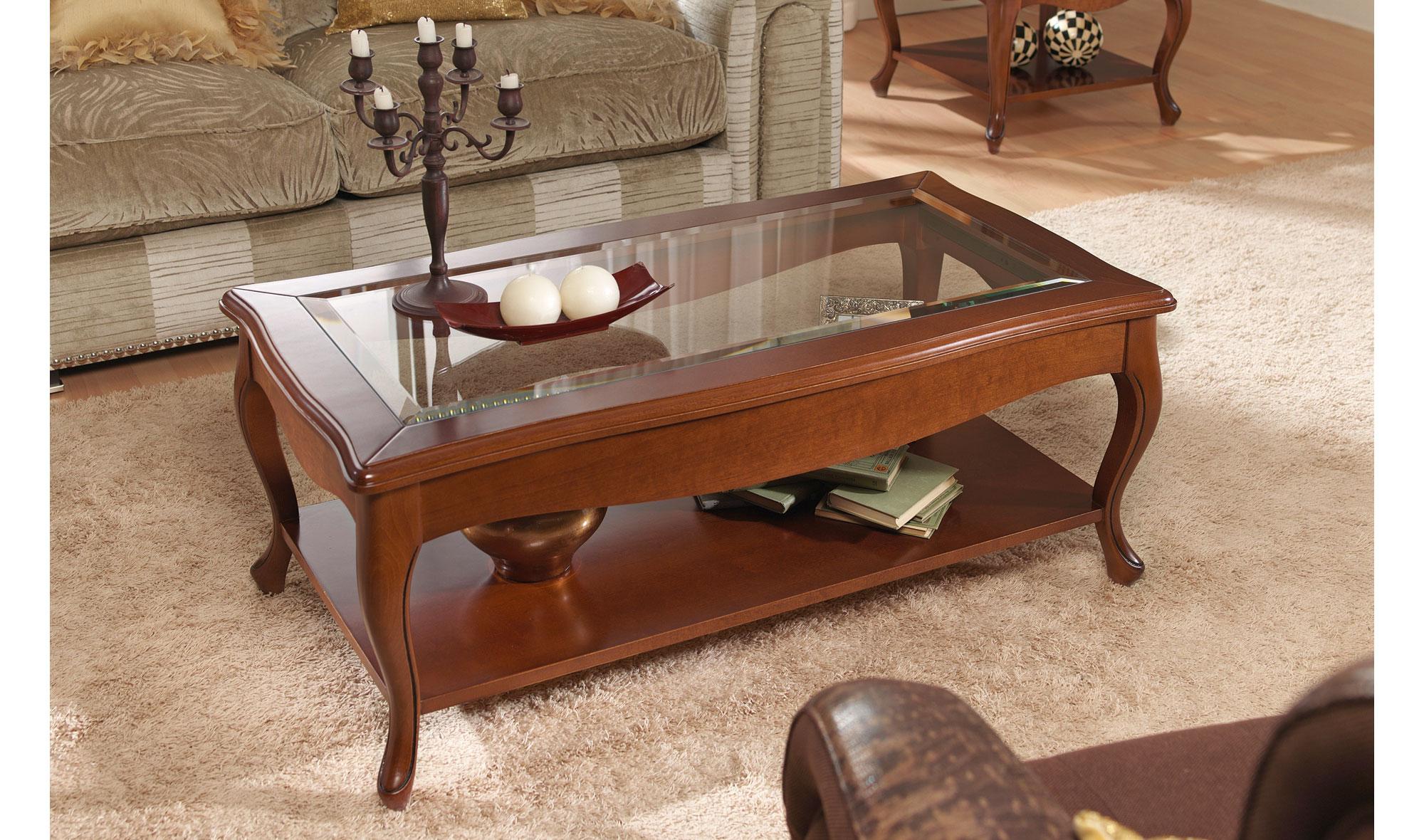 Mesa centro elevable cl sica alethi en - Merkamueble mesas de centro ...
