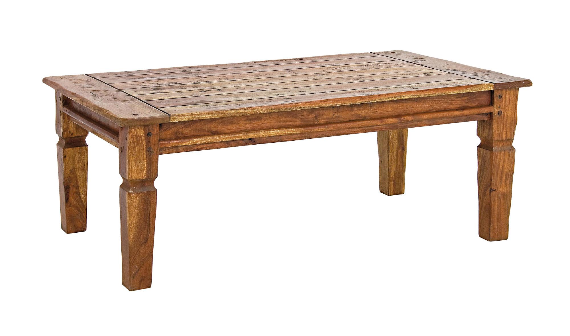 mesa centro rectangular colonial palau en