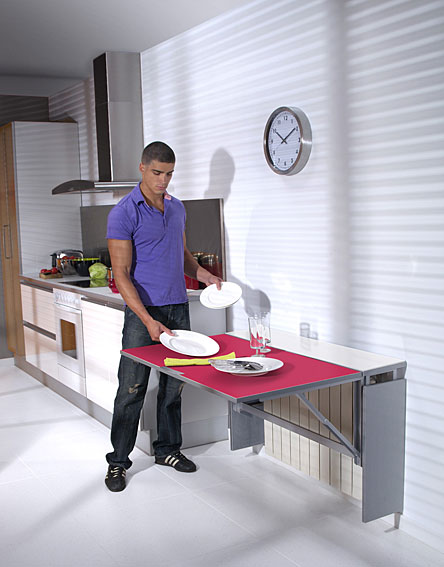 Mesa de cocina plegable cubrerradiador no disponible en for Sillas de cocina plegables