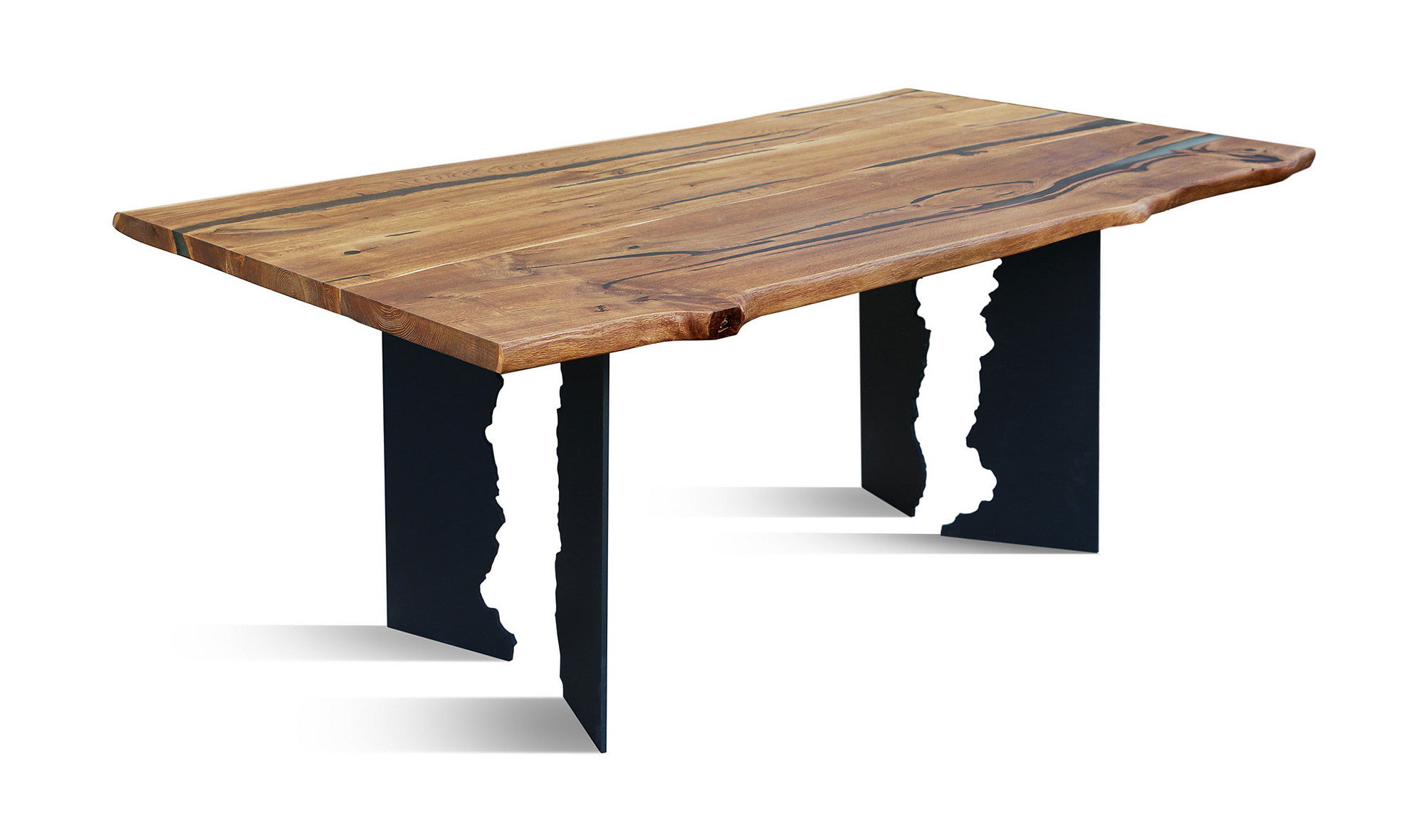 Mesa de comedor Roble natural Heorot