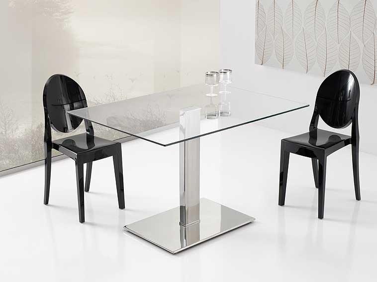 Muebles Arquitectos Madrid 2.0: Mesa de comedor Teck - Mesas de Comedor de Diseño - Muebles de Diseño