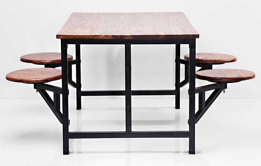 Mesa de comedor Vintage Hokyn