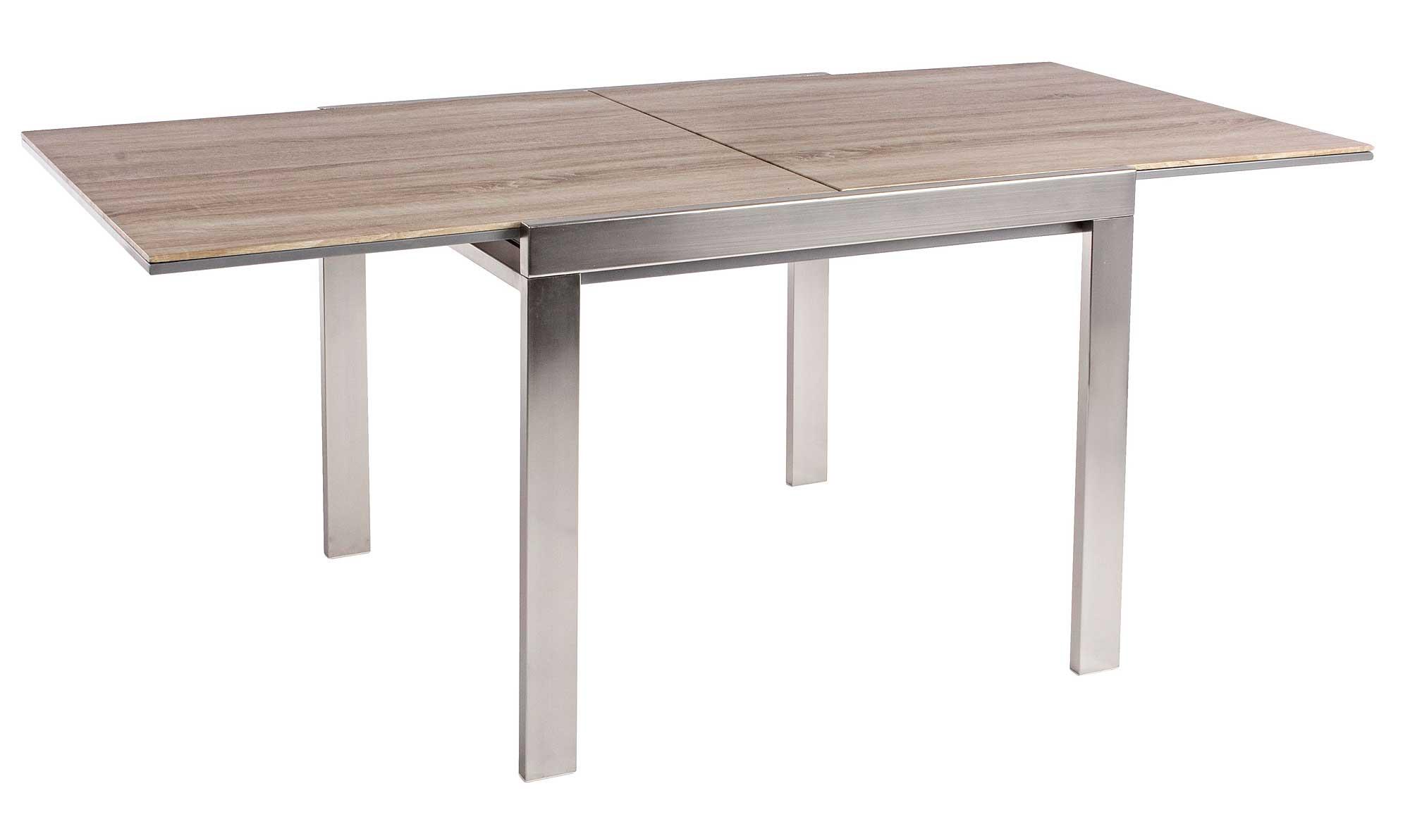 Mesa de comedor extensible moderna tavolo torino no for Mesa redonda extensible moderna