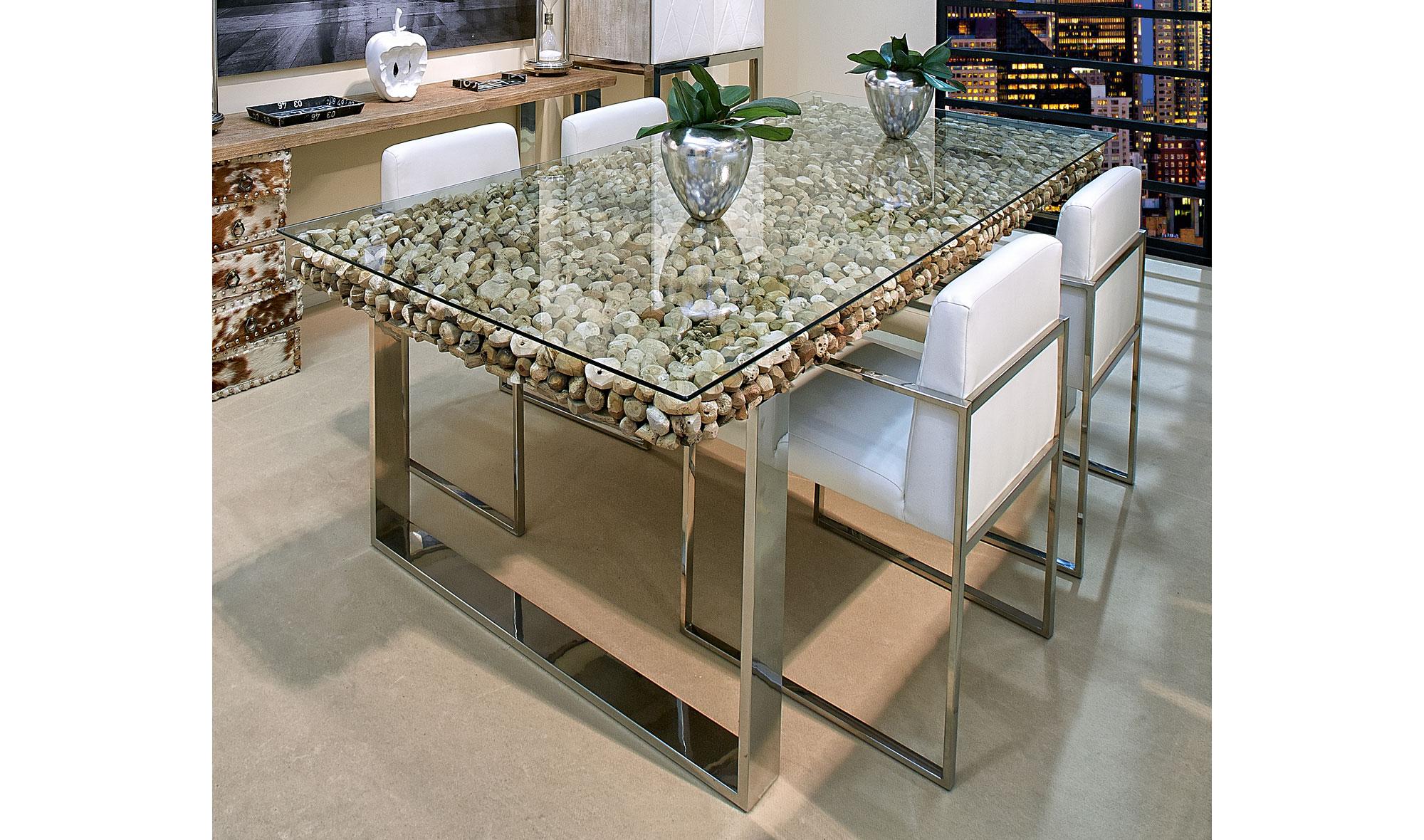 Mesa de comedor moderna admire en tu tienda de - Mesa de comedor moderna ...