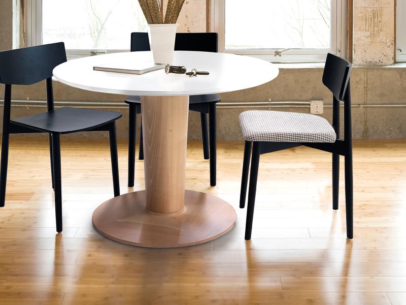Mesa de comedor moderna kange 50 en cosas de for Disenos de mesas de comedor modernas