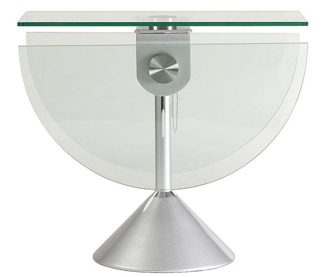 casas cocinas mueble mesas de comedor plegables On mesas de comedor de cristal plegables