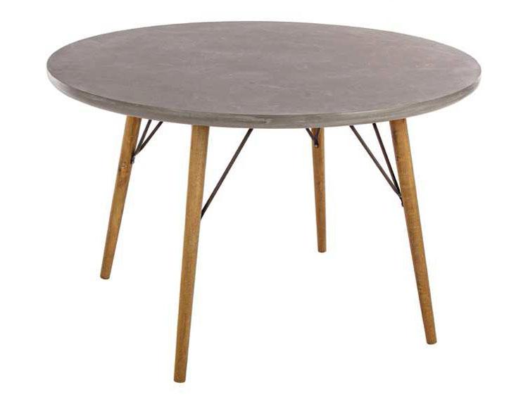 Productos similares a mesa de comedor redonda vintage - Mesa redonda vintage ...