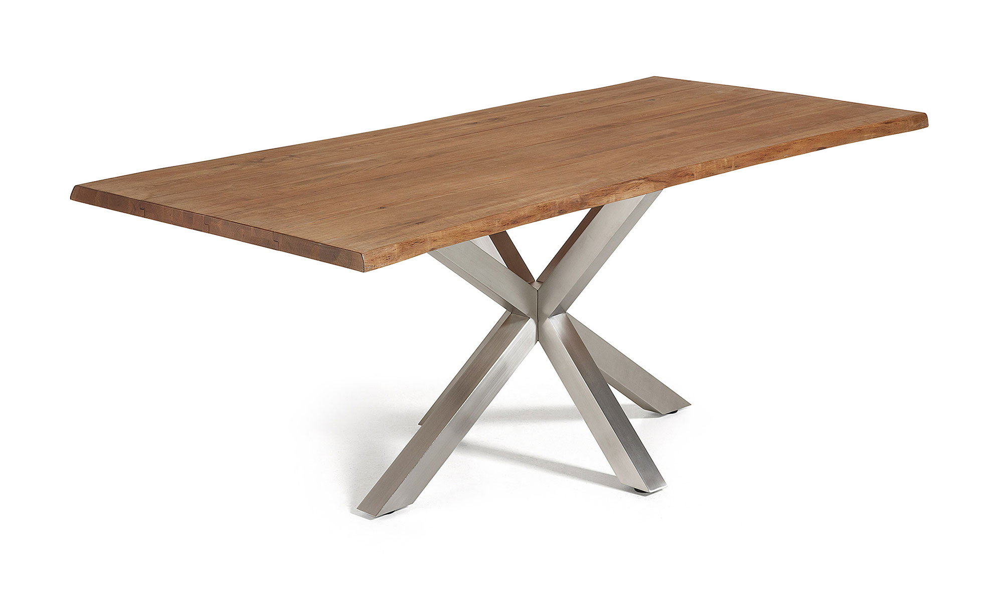 Mesa comedor roble antiguo moderna arya no disponible en for Muebles de roble antiguos
