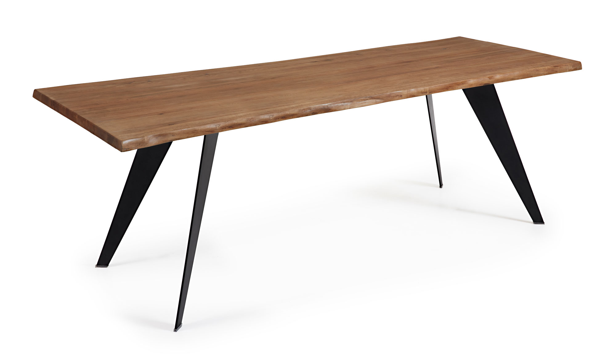 Mesa comedor roble antiguo moderna nack no disponible en for Muebles de roble antiguos
