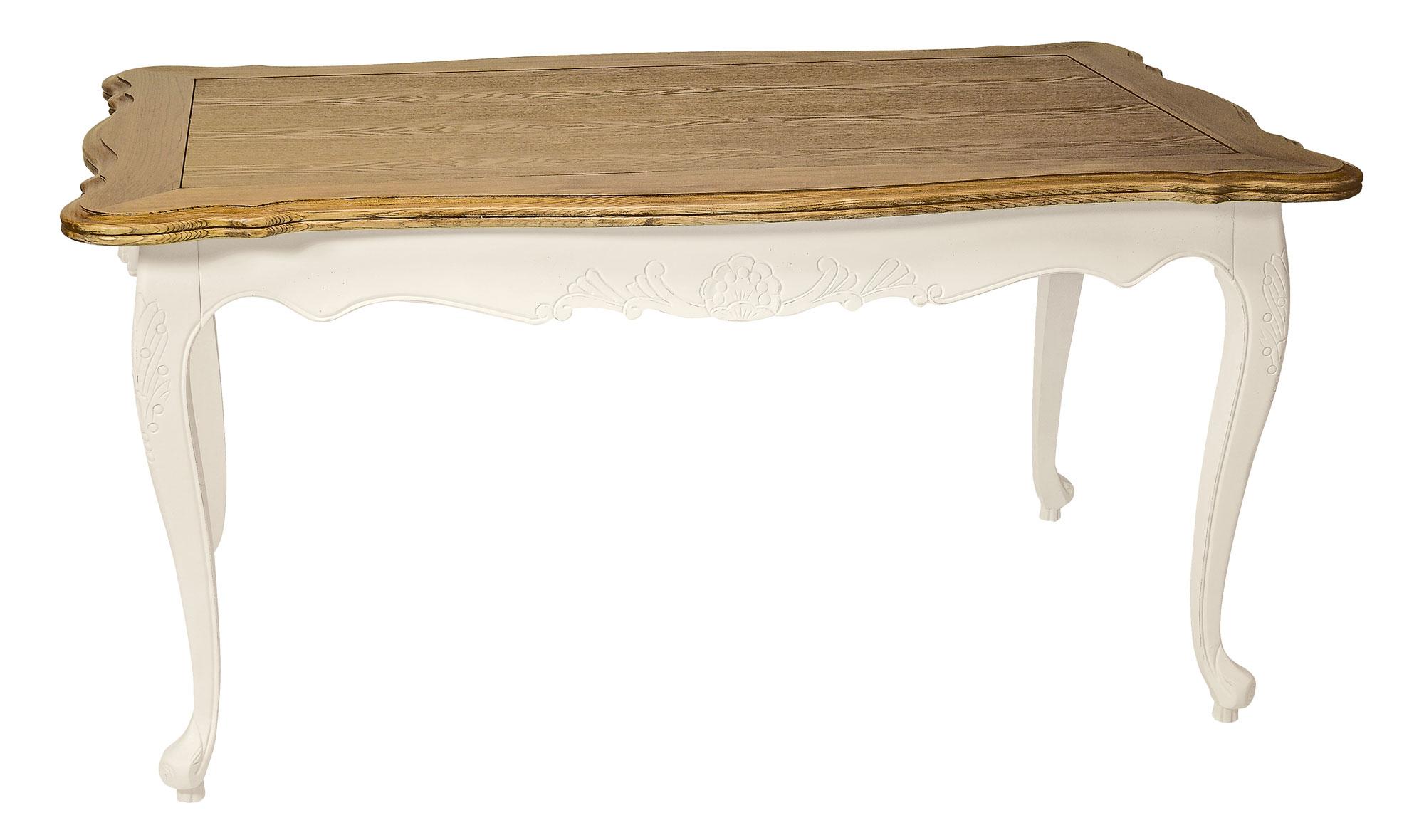 mesa de comedor vintage nantes en