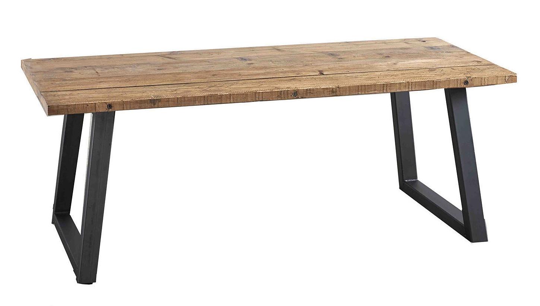 Mesa de comedor vintage pino reciclado no disponible en ...