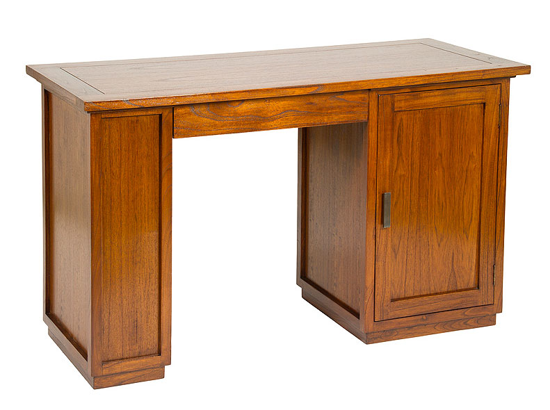 Mesa de despacho colonial hady en cosas de - Mesa escritorio colonial ...