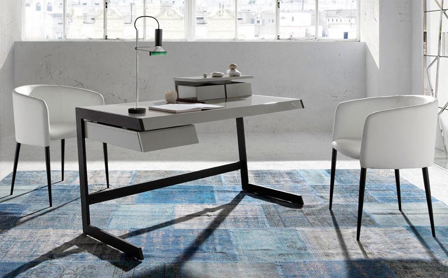 Mesa de escritorio moderna torne en cosas de - Mesa escritorio moderna ...