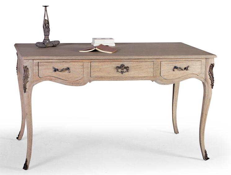 Mesa de escritorio vintage artisan en - Escritorio vintage ...