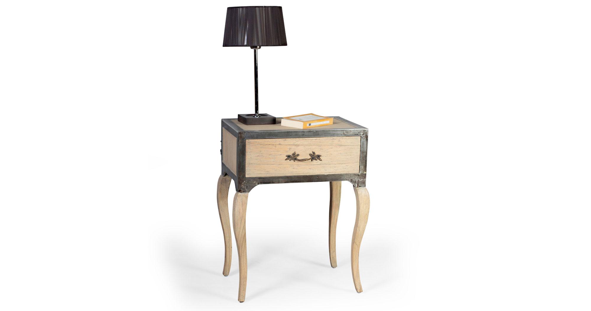 Mesilla 1 caj n beynac vintage artisan en for Artisan muebles
