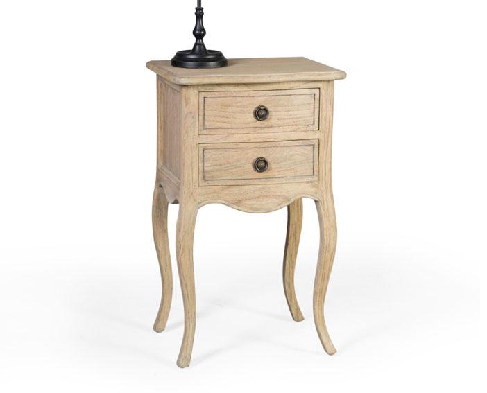 Mesilla 2 cajones albert vintage artisan en for Artisan muebles