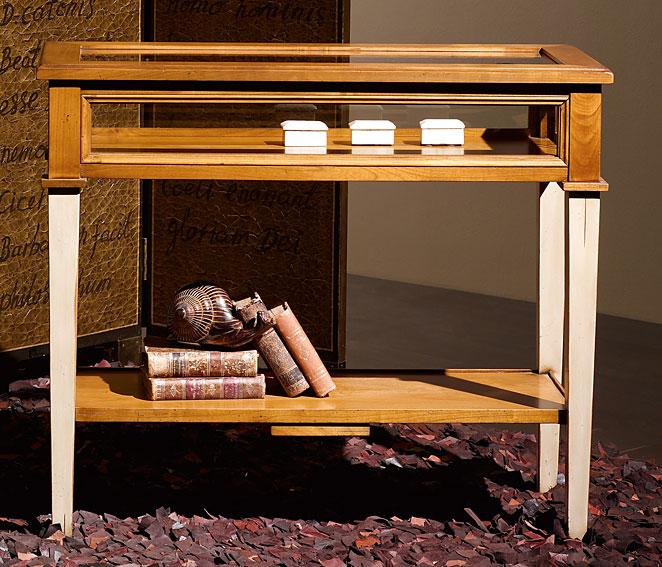 Mueble auxiliar 1 estante cl sico penafiel en tu tienda de - Tu mueble catalogo ...