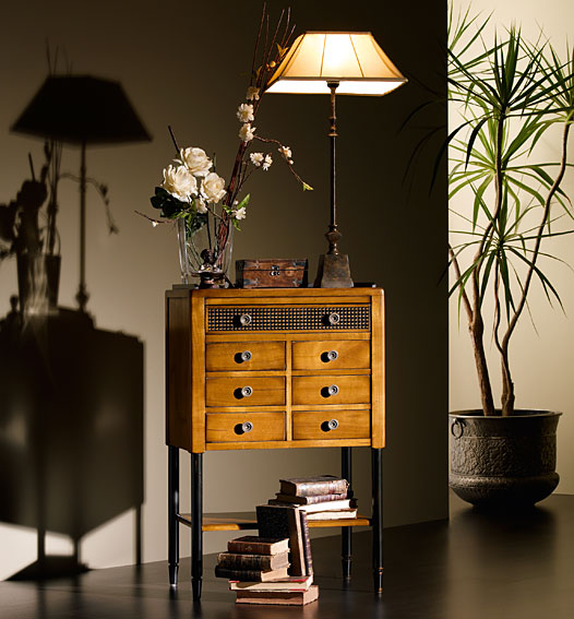 Mueble auxiliar cl sico penafiel en cosas de - Mueble auxiliar clasico ...
